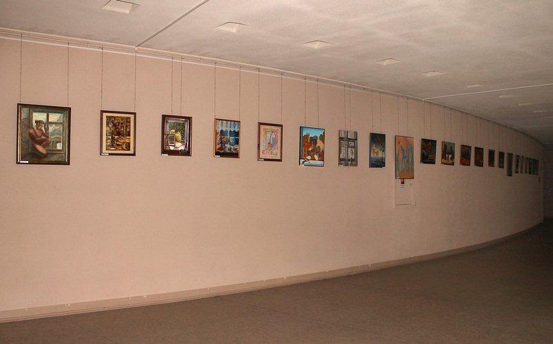 Выставка в дк